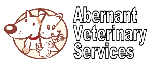 Abernant Veterinary Logo