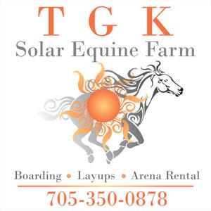 TGK Logo